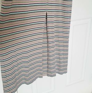 The Limited Dresses - NWOT The Limited Summer Striped Maxi Dress